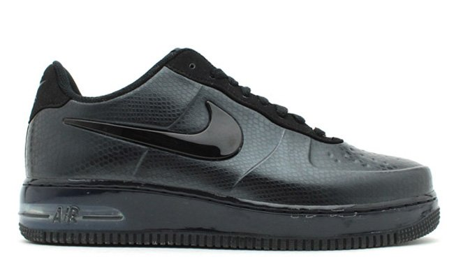 c9ee6e64086 Nike Air Force 1 Foamposite Pro Low  Black Snake