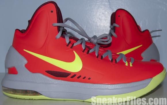 Nike KD 5 (V) DMV Video Review