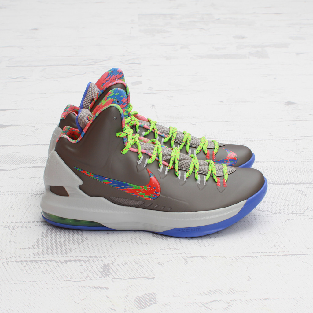 Nike KD V (5)  Energy  at Concepts  26d227fd7