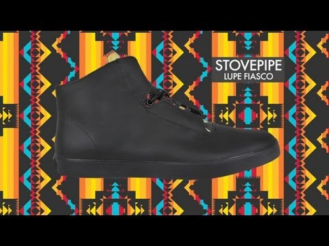 Video  Vans OTW Stovepipe x Lupe Fiasco 15cd51c41a