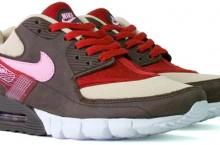 "Nike Air Max 90 Current Huarache (DQM ""Bacon"" Look-Alike)"