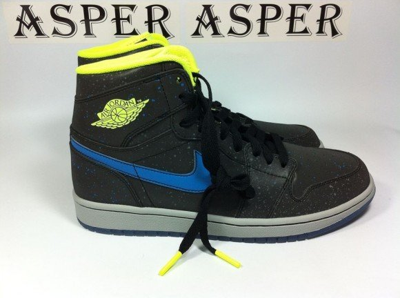 Air Jordan 1 'Black History Month'2