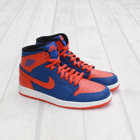Air Jordan 1 High OG 'Knicks' at Concepts1