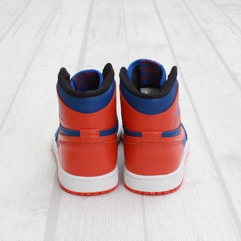 Air Jordan 1 High OG 'Knicks' at Concepts4