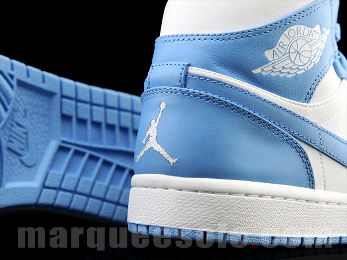 Air Jordan 1 Mid 'UNC' – New Images6