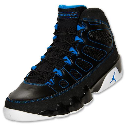 Air Jordan IX (9) 'Photo Blue' Restock @ Finish Line