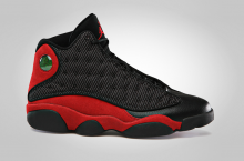 Air Jordan XIII (13) 'Black/Varsity Red-White' – Official Images