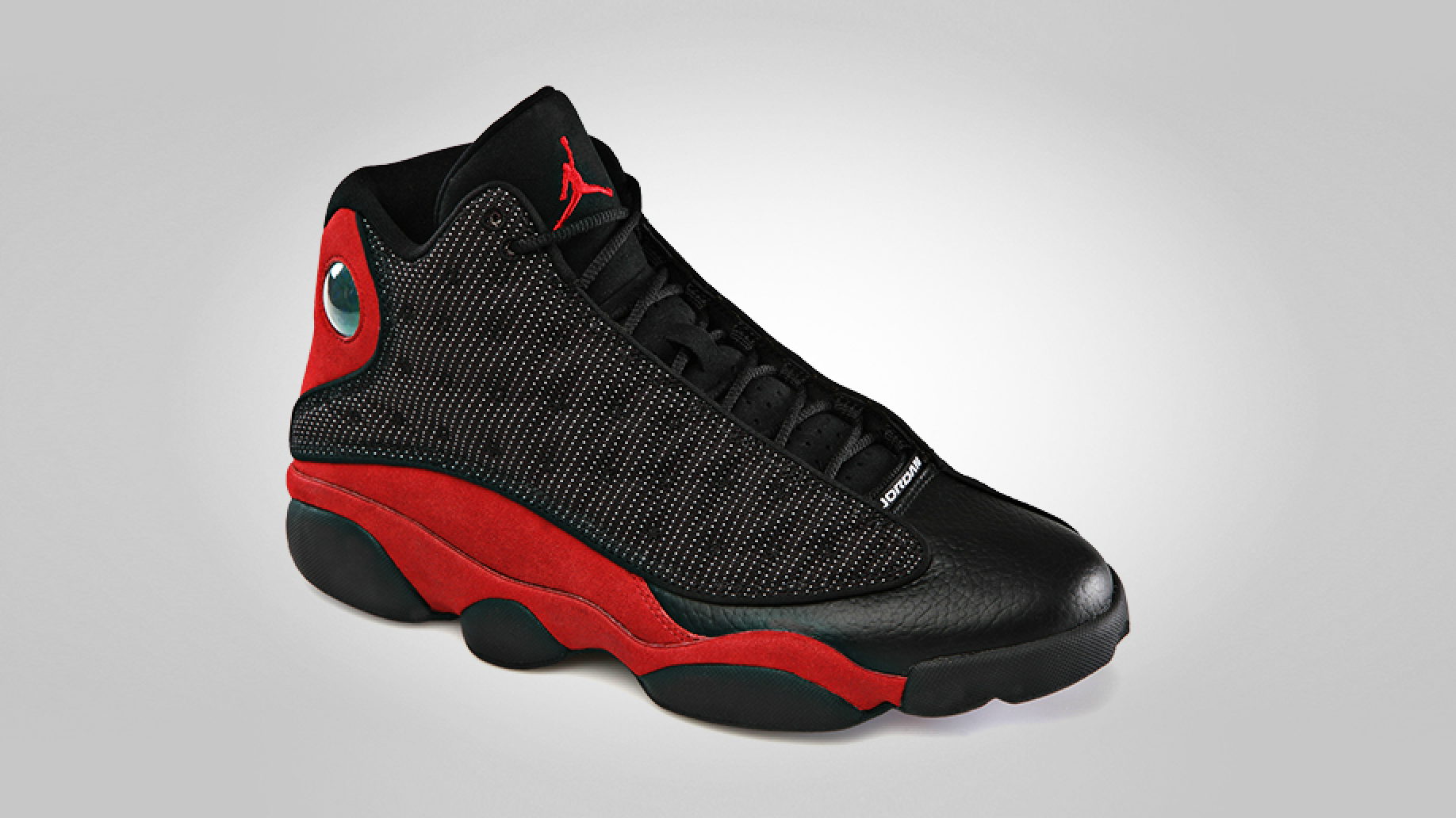 Air Jordan XIII (13) 'Black:Varsity Red-White' - Official Images2
