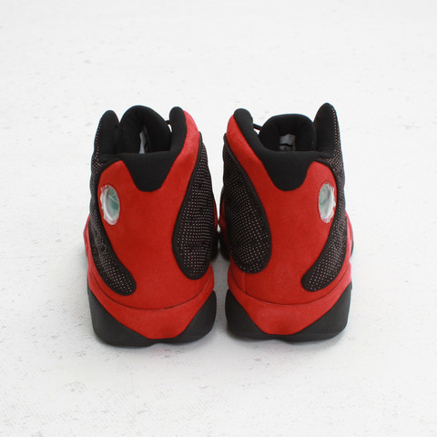 Air Jordan XIII (13) 'Black:Varsity Red-White' at Concepts4