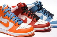 Nike Dunk High Spring 2010 Collection