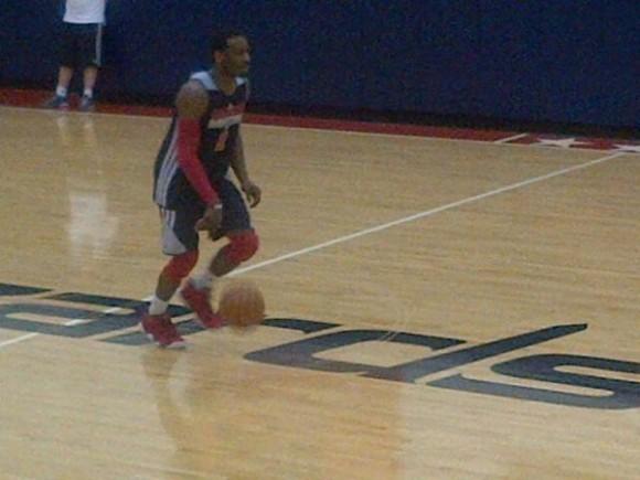 John Wall Moving to adidas Basketball?