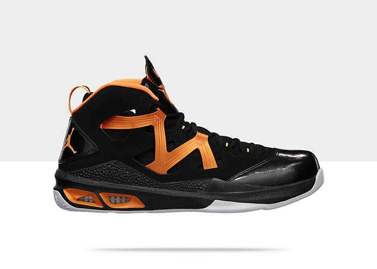 Jordan Melo M9  Black Bright Citrus-White  - Now Available ... 4696093ae322