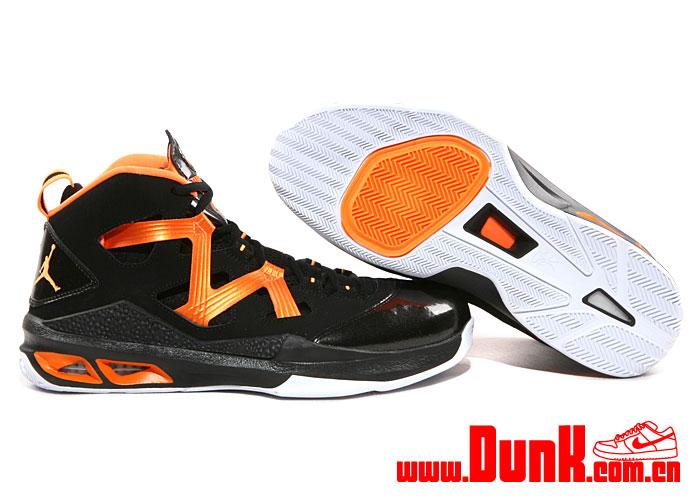 Jordan Melo M9 'Black:Bright Citrus-White'2