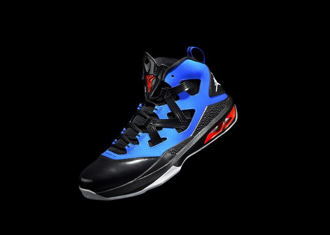 Jordan Melo M9 'Game Royal:White-Black-Team Orange' - Release Date + Info