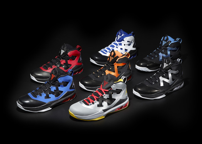 Jordan Melo M9 - Officially Unveiled