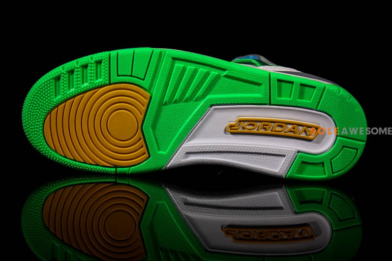 Jordan Spiz'ike 'Cool Grey:Green'3