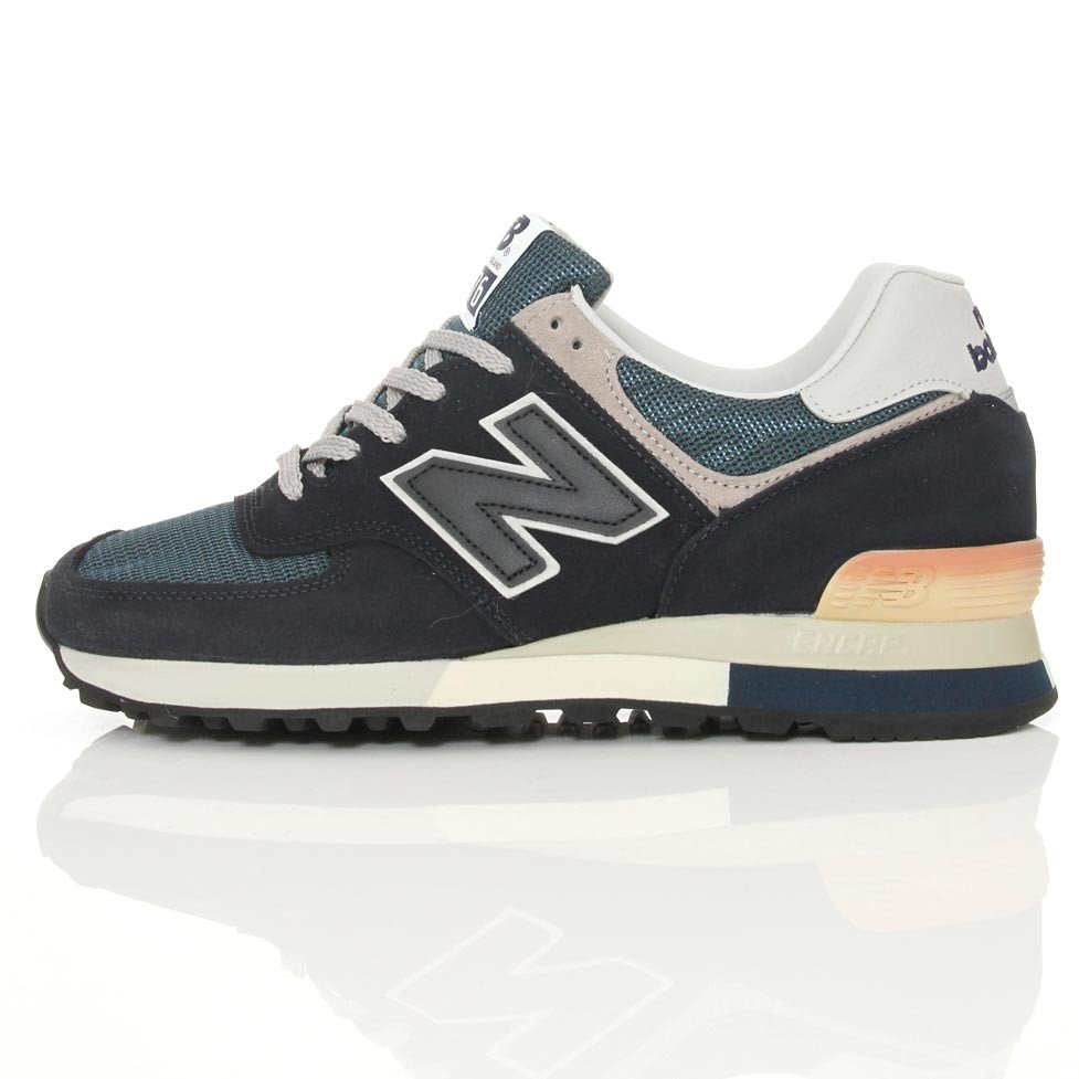New Balance 576 Vintage 'Navy'1