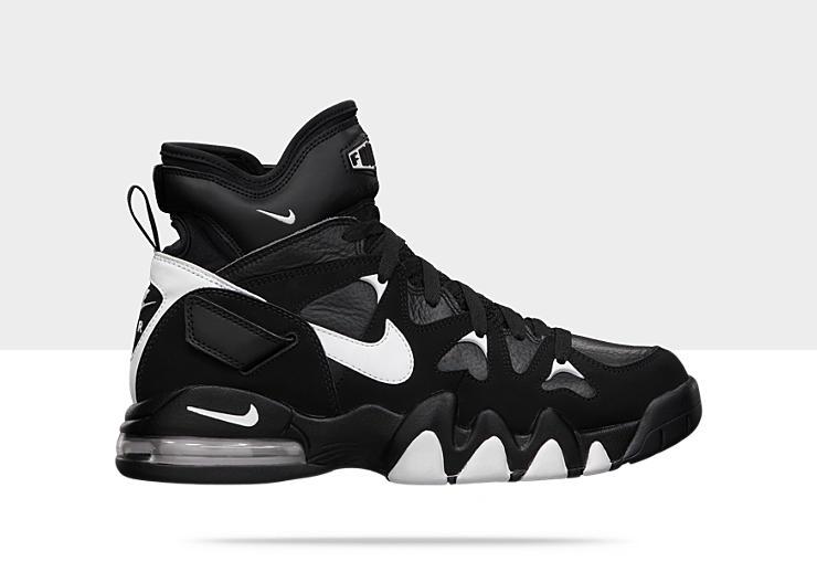 Nike Air 2 Strong Hi 'Black/White