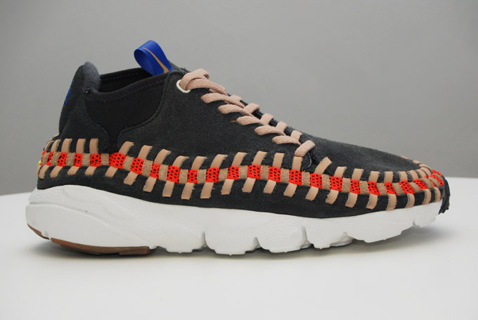 Nike Air Footscape Woven Chukka Knit 'Flat Gold' & 'Night Stadium'3