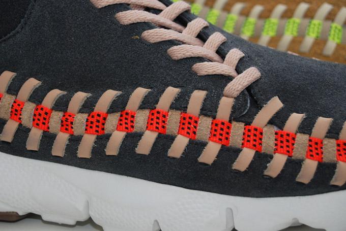 Nike Air Footscape Woven Chukka Knit 'Flat Gold' & 'Night Stadium'5