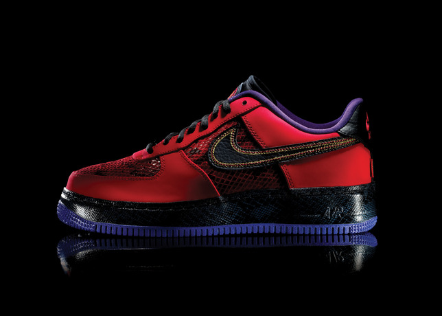 Nike Air Force 1 CMFT 'Year of the Snake'