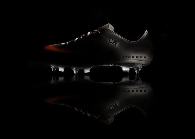 Nike Celebrates Cristiano Ronaldo's Season with Personalized CR Mercurial IX1
