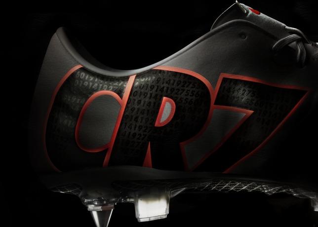 Nike Celebrates Cristiano Ronaldo's Season with Personalized CR Mercurial IX2