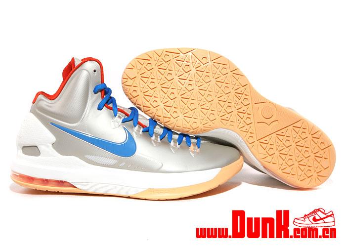 Nike KD V (5) 'Birch' - New Images2