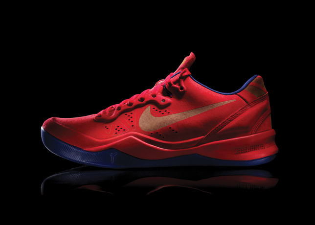 Nike Kobe VIII (8) EXT Red 'Year of the Snake'