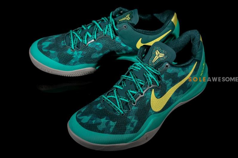 online retailer 09ebf cb343 Nike Kobe VIII (8) System  Dark Atomic Teal 1