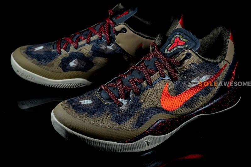 new style cb59f 4ae73 Nike Kobe VIII (8) System  Python 1