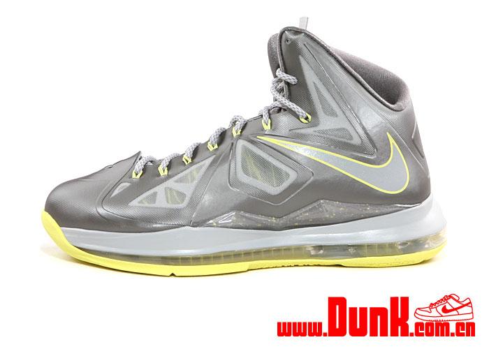 Nike LeBron X (10)  Canary Diamond  – New Images  1069eeee699f
