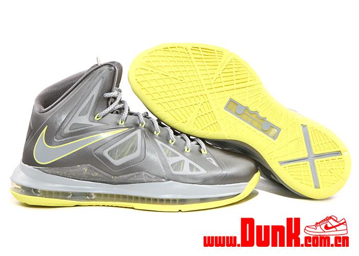 Nike LeBron X (10) 'Canary Diamond' – New Images2