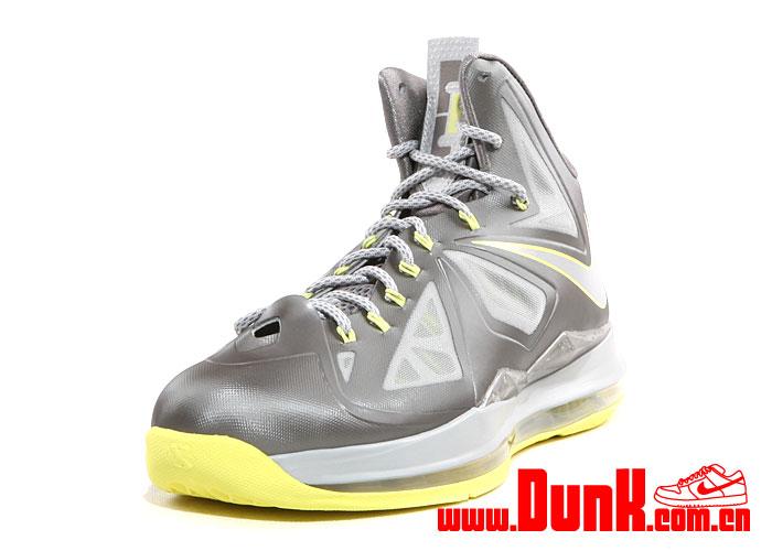 Nike LeBron X (10) 'Canary Diamond' – New Images3