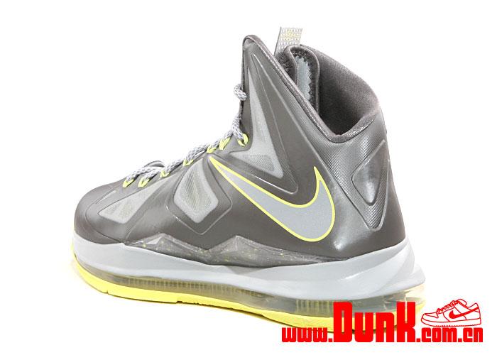 Nike LeBron X (10) 'Canary Diamond' – New Images4