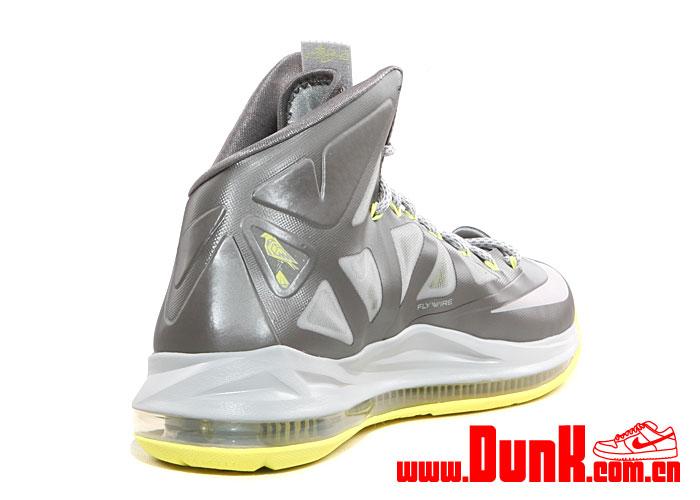 Nike LeBron X (10) 'Canary Diamond' – New Images5