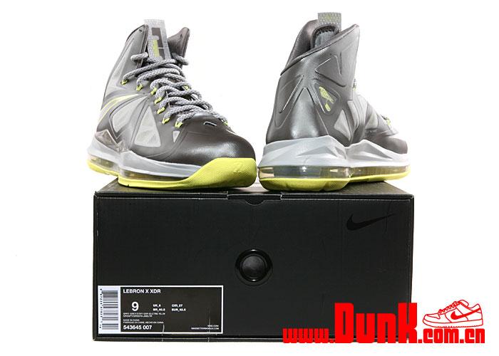 Nike LeBron X (10) 'Canary Diamond' – New Images6