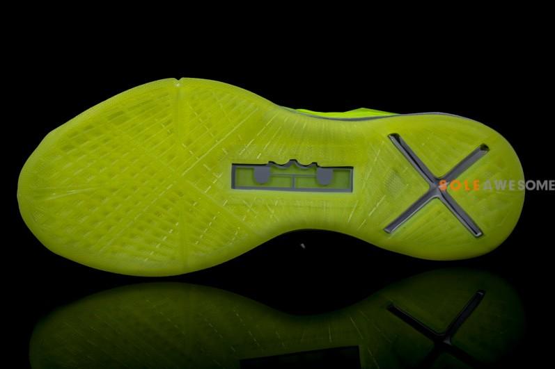 Nike LeBron X (10) 'Volt' - New Images3