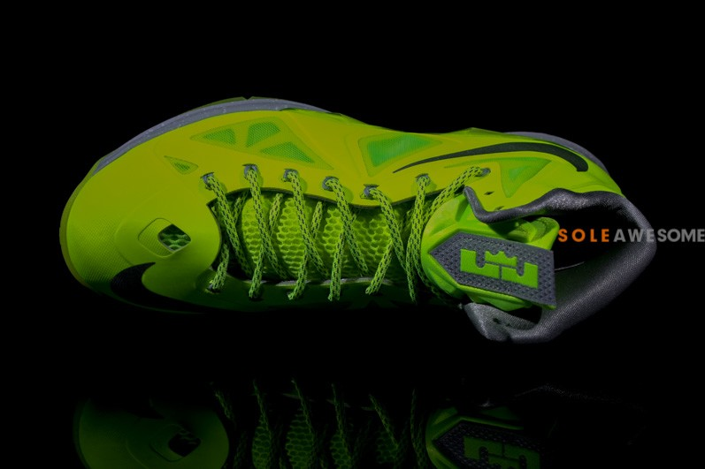 Nike LeBron X (10) 'Volt' - New Images5