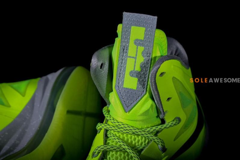 Nike LeBron X (10) 'Volt' - New Images6