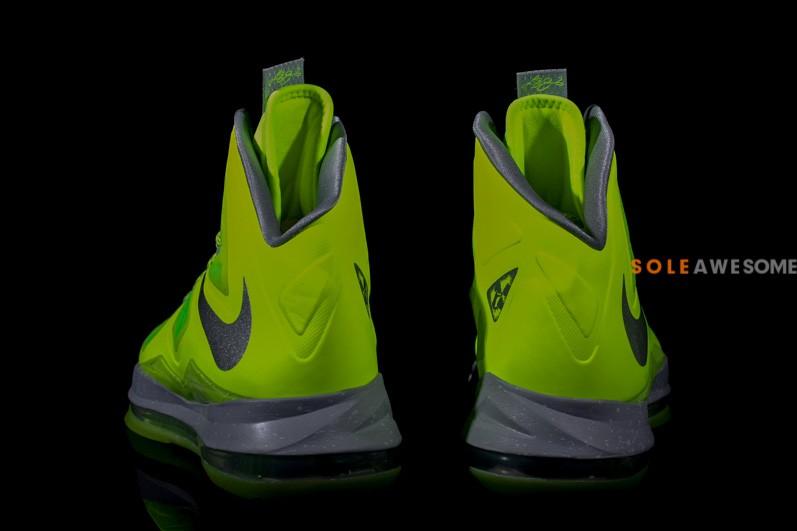 Nike LeBron X (10) 'Volt' - New Images7