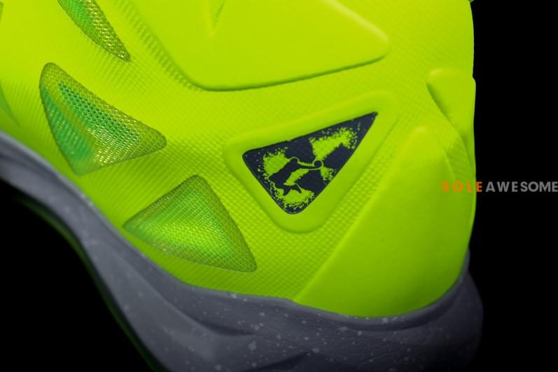 Nike LeBron X (10) 'Volt' - New Images8