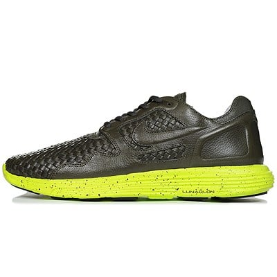 Nike Lunar Flow Woven Leather TZ 'Sable Green' - Release Date + Info