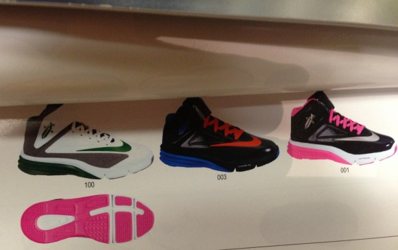 Nike Lunar Tim Tebow - First Look1