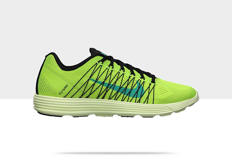Nike Lunaracer+ 3 'Volt:Atomic Teal-Black-Barely Volt'