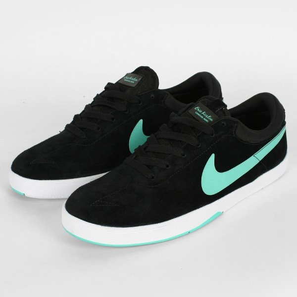 Nike SB Eric Koston 'BlackCrystal Mint' | SneakerFiles