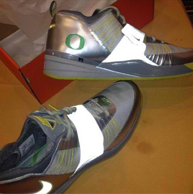 Nike Zoom Revis Oregon Ducks PE  1a38a0ee08