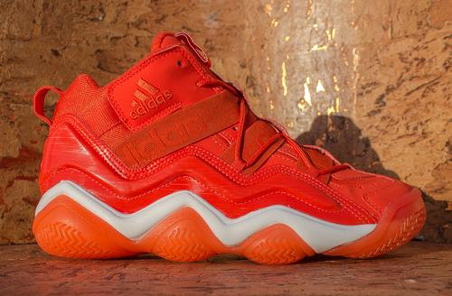 Packer Shoes x adidas Top Ten 2000 '2WO 1NE' Iman Shumpert PE - Now Available