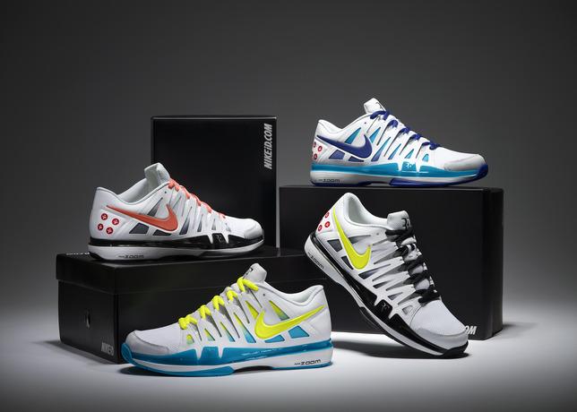 Roger Federer Invites Fans to Choose Grand Slam Shoes