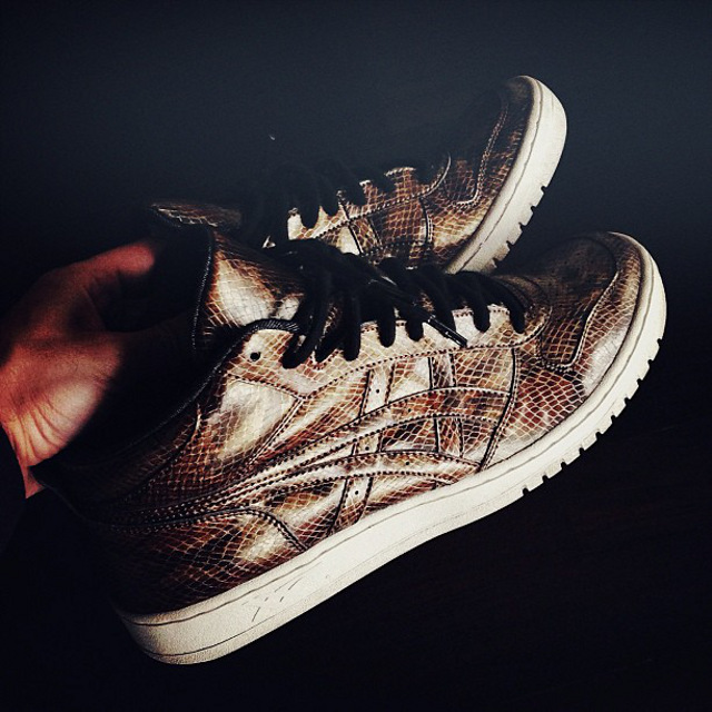 Ronnie Fieg x ASICS Procourt 'Snakeskin' Sample